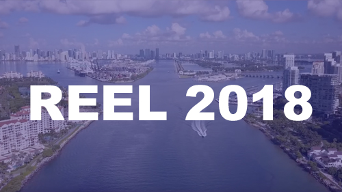 river and text reel 2018